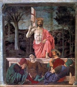 PILLOLE D'ARTE: LA RESURREZIONE DI CRISTO - di Michele Piattellini